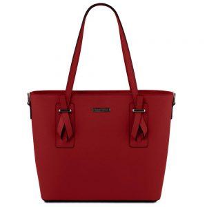 Кожена дамска чанта AFRODITE TL141681-03