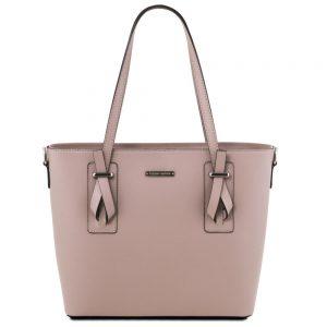Кожена дамска чанта AFRODITE TL141681-05