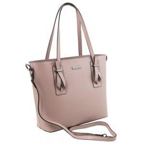 Кожена дамска чанта AFRODITE TL141681-08