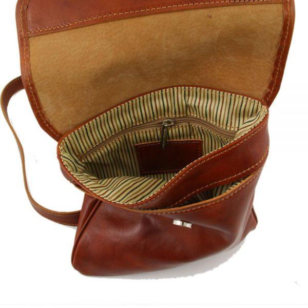 Кожена мъжка чанта за рамо JOE TL140987-02