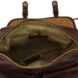 Кожена мъжка чанта за рамо SAN MARINO TL10180-01