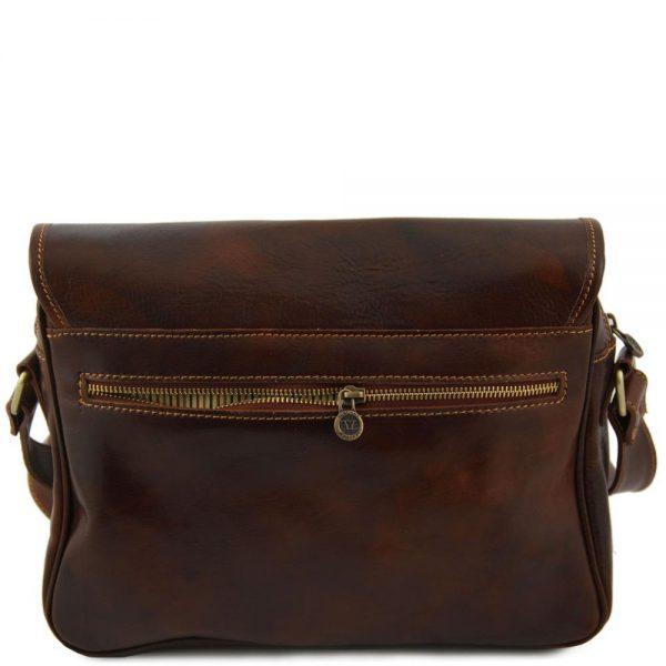 Кожена мъжка чанта за рамо SAN MARINO TL10180-02