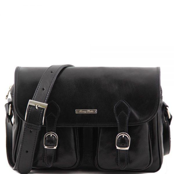 Кожена мъжка чанта за рамо SAN MARINO TL10180-06