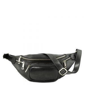 Кожена мъжка чантичка за кръст Leather Fanny Pack TL141305-06