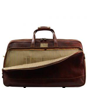 Кожена мъжка пътна чанта BORA BORA Large size TL3067-01