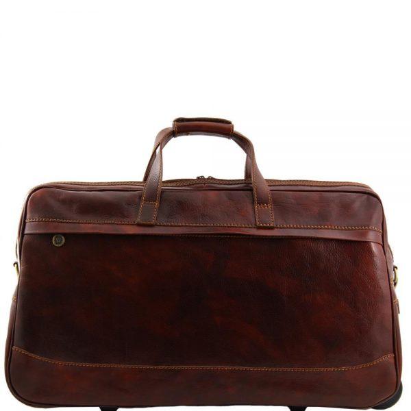 Кожена мъжка пътна чанта BORA BORA Large size TL3067-02