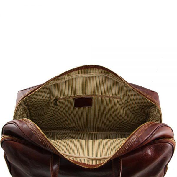 Кожена мъжка пътна чанта BORA BORA Large size TL3067-03