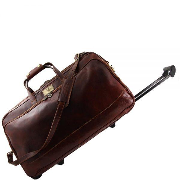Кожена мъжка пътна чанта BORA BORA Large size TL3067-04
