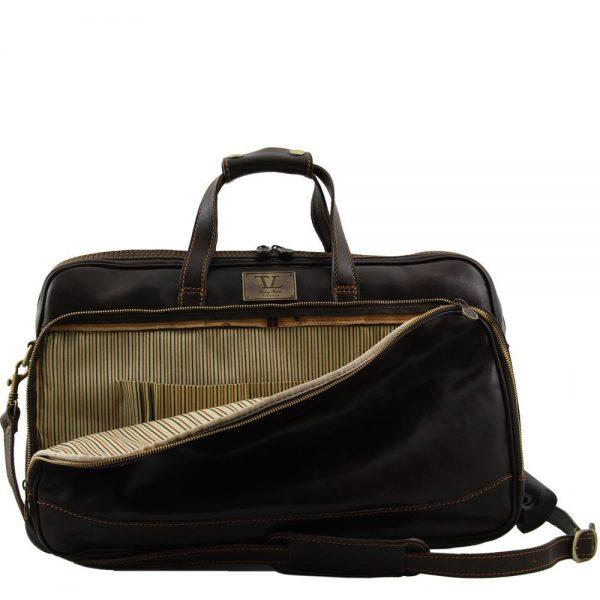 Кожена мъжка пътна чанта BORA BORA Small size TL3065-01