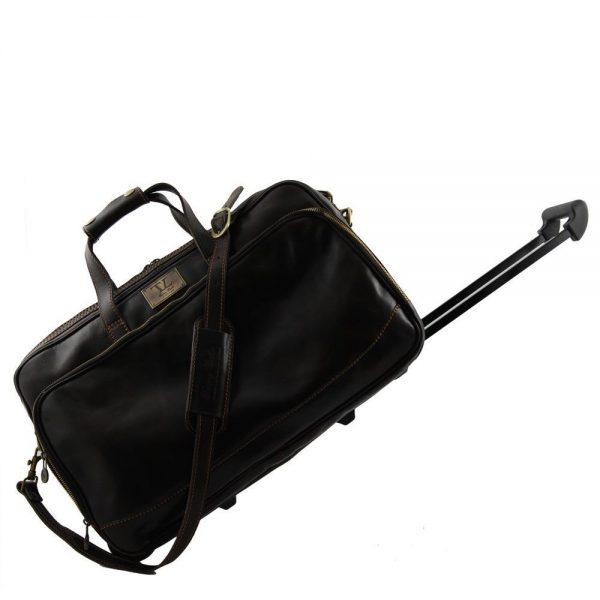 Кожена мъжка пътна чанта BORA BORA Small size TL3065-03