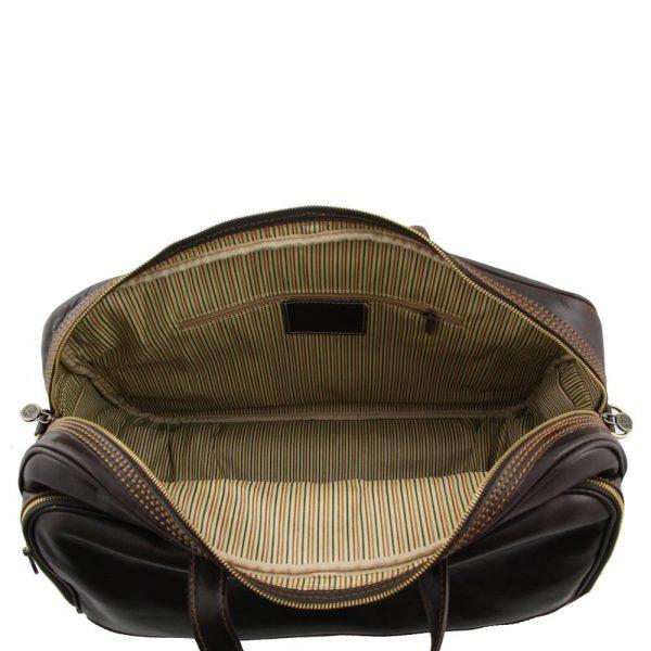 Кожена мъжка пътна чанта BORA BORA Small size TL3065-04