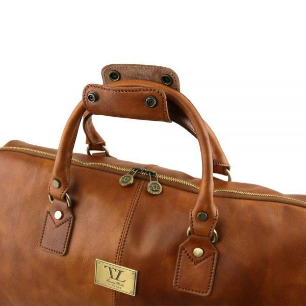 Кожена пътна чанта ANTIGUA TL141538-02