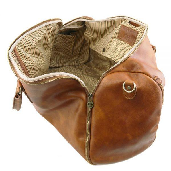 Кожена пътна чанта ANTIGUA TL141538-03