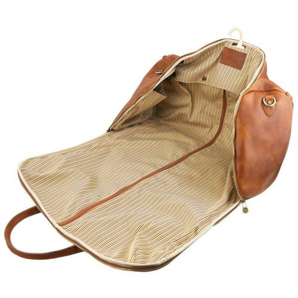 Кожена пътна чанта ANTIGUA TL141538-04
