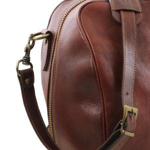 Кожена пътна чанта LISBONA TL141657-01