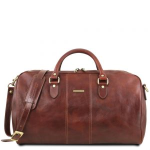 Кожена пътна чанта LISBONA TL141657-03