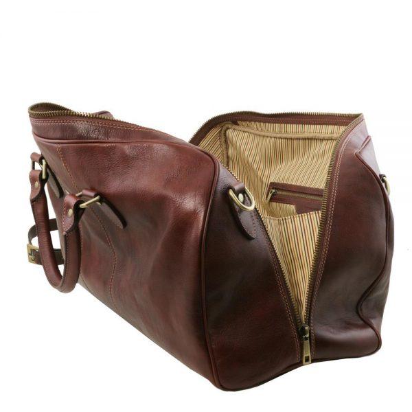 Кожена пътна чанта LISBONA TL141657-04