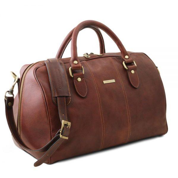 Кожена пътна чанта LISBONA TL141658-05