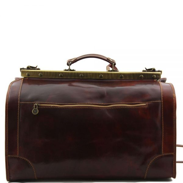 Кожена пътна чанта MADRID TL1023-02