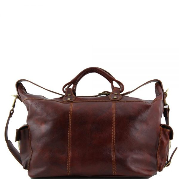 Кожена пътна чанта PORTO TL140938-01
