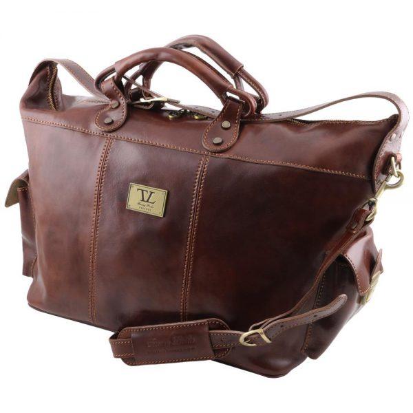 Кожена пътна чанта PORTO TL140938-02