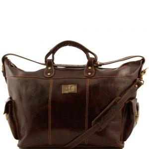 Кожена пътна чанта PORTO TL140938-04
