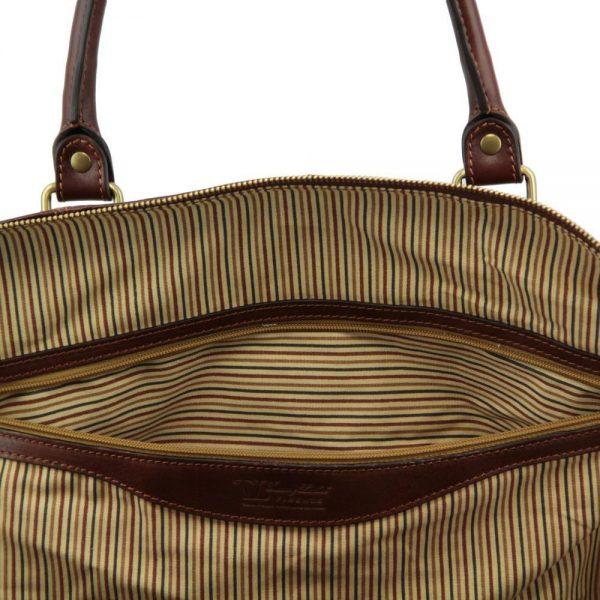 Кожена пътна чанта TL VOYAGER TL141217-02