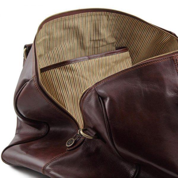 Кожена пътна чанта TL VOYAGER TL141247-03