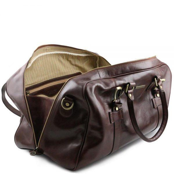 Кожена пътна чанта TL VOYAGER TL141248-02