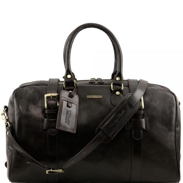 Кожена пътна чанта TL VOYAGER TL141248-07