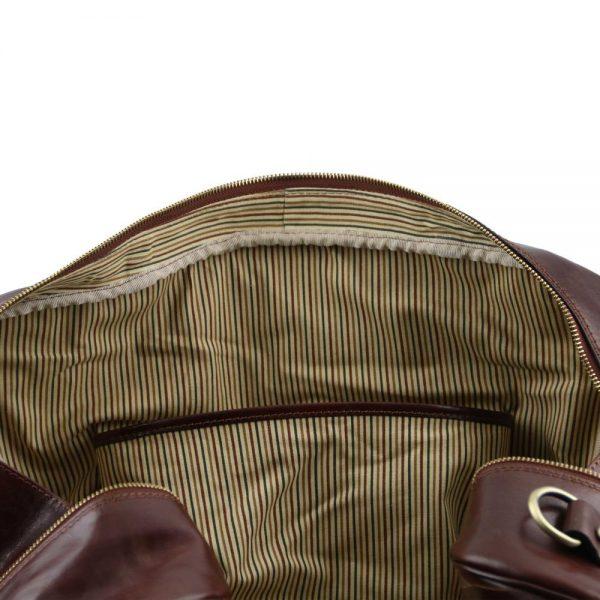 Кожена пътна чанта TL VOYAGER TL141249-02