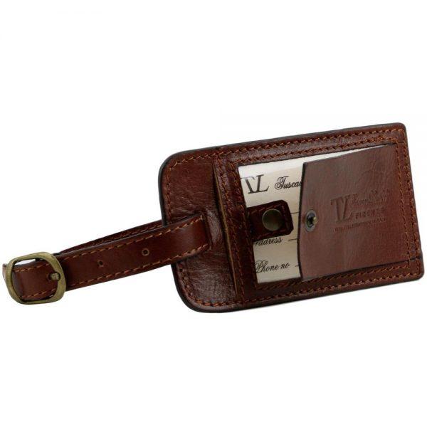 Кожена пътна чанта TL VOYAGER TL141249-04