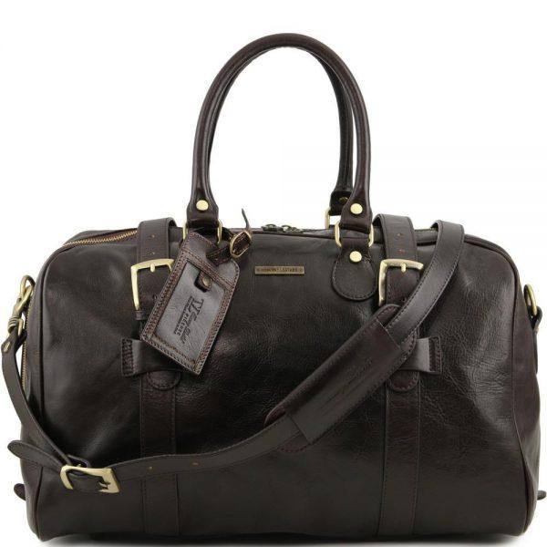 Кожена пътна чанта TL VOYAGER TL141249-07