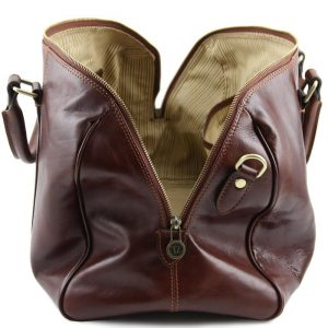 Кожена пътна чанта TL VOYAGER TL141250-01