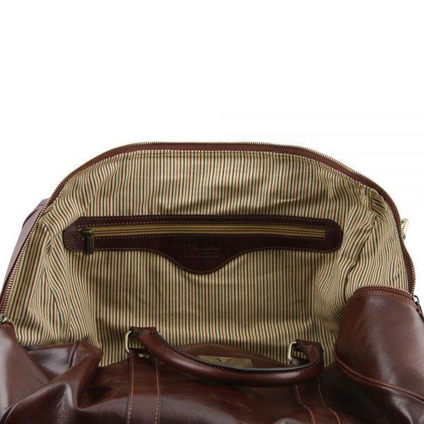 Кожена пътна чанта TL VOYAGER TL141250-03