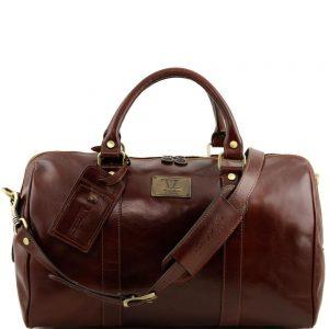 Кожена пътна чанта TL VOYAGER TL141250-05