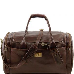 Кожена пътна чанта TL VOYAGER TL141281-07
