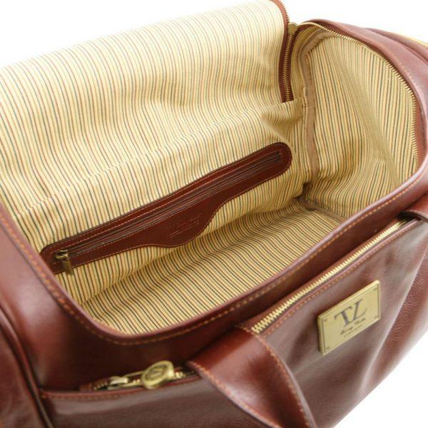 Кожена пътна чанта TL VOYAGER TL141296-03