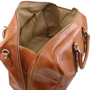 Кожена пътна чанта TL VOYAGER TL141401-03