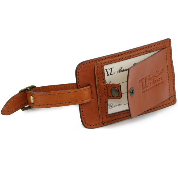 Кожена пътна чанта TL VOYAGER TL141401-04