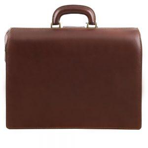 Мъжка кожена бизнес чанта CANOVA TL141347-01