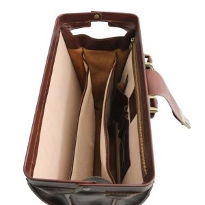 Мъжка кожена бизнес чанта CANOVA TL141347-03