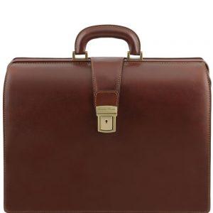 Мъжка кожена бизнес чанта CANOVA TL141347-05