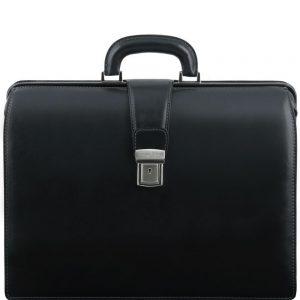 Мъжка кожена бизнес чанта CANOVA TL141347-06