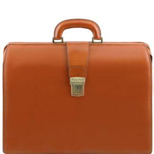 Мъжка кожена бизнес чанта CANOVA TL141347-07