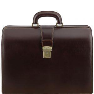 Мъжка кожена бизнес чанта CANOVA TL141347-08
