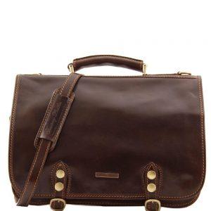 Мъжка кожена чанта CAPRI TL10068-06