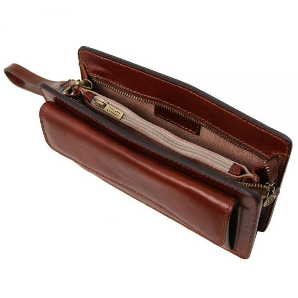 Мъжка кожена чанта DENIS TL141445-02