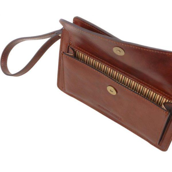 Мъжка кожена чанта DENIS TL141445-03