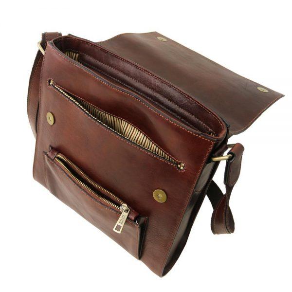 Мъжка кожена чанта OLIVER TL141656-01
